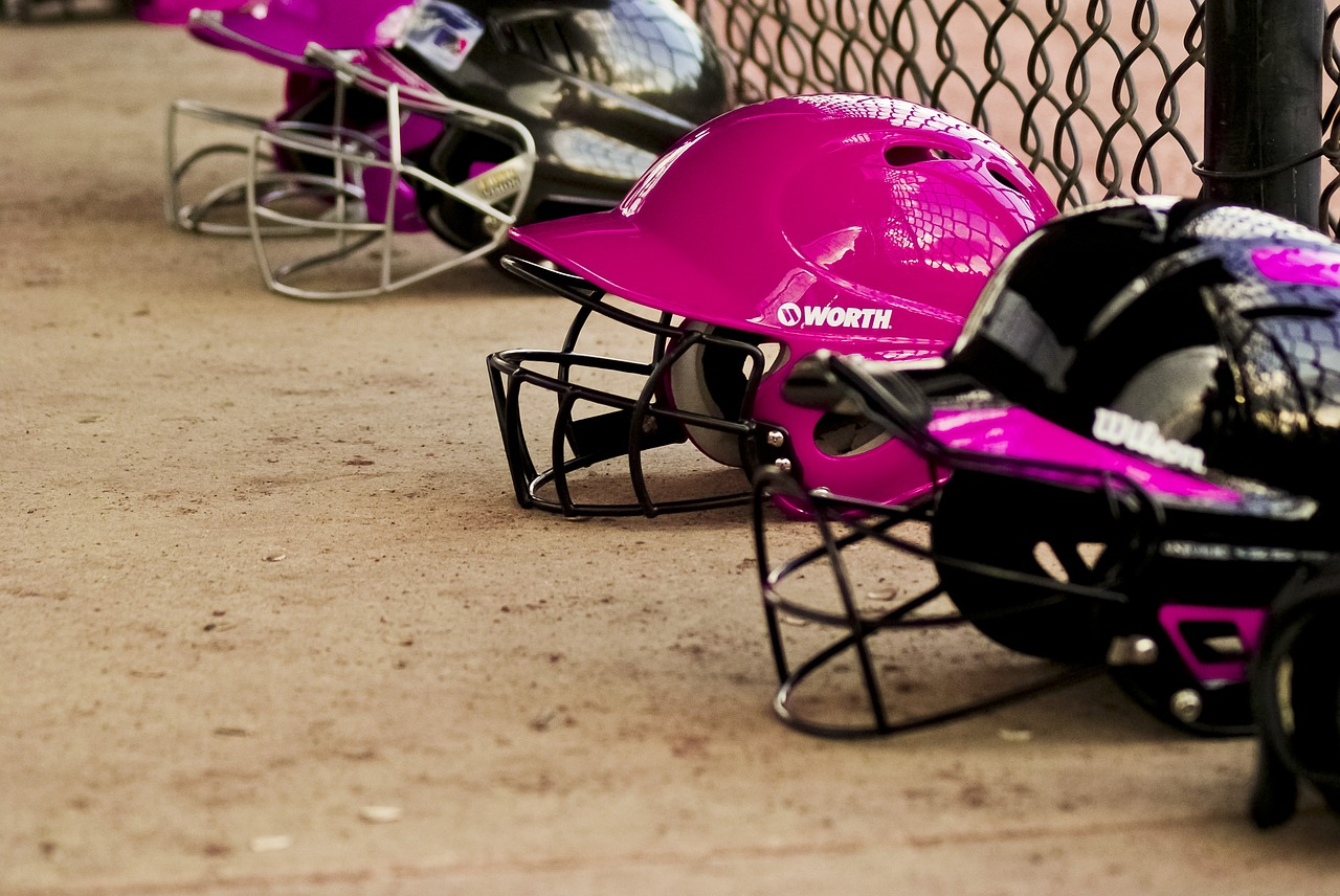baseball helmets, baseball, protection